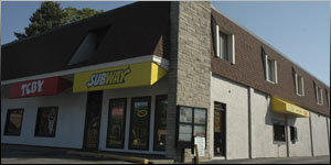 North Muskegon Subway and TCBY